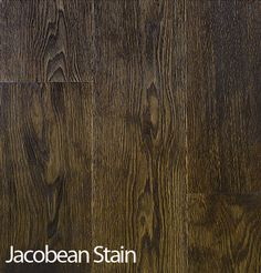 Jacobean Stain
