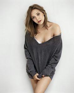 Elizabeth olsen model