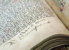 550-year-old hand-written book is signed by Richard III and contains his personal motto. The signed book is one of only 13 of Richard III's books that is known to still exist. It is especially valuable as he has signed it 'R Gloucester' as he was only the Duke of Gloucester as a young man. Above his signature in the book he wrote the words 'Tant le desieree', which means 'So much desired'.