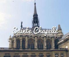Sainte Chapelle: Precios, horarios y localización en París #paris #viajar #turismo #travel