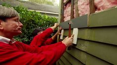 How to Replace Damaged Wood Lap Siding - Find out how to remove damaged or rotten wood lap siding, and install new wood siding to replace it. Watch this video to find out more.