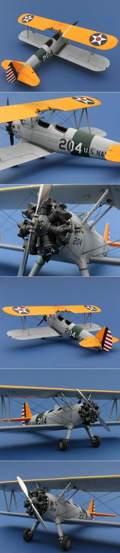 Revell 1/48 Stearman Finished  http://www.network54.com/Forum/47751/message/1436547942/Revell+1-48+Stearman+Finished