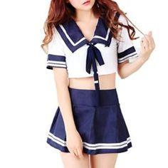 IGIG Plus Size Japanese High School Girl Sailor Uniform Dress Cosplay Costumes   Subject material:polyester Bundle come with:1shirt1skirt1tie  MeasurementM L XL XXL XXXXL Medium chest:seventy five-84cm most sensible period:30cm skirt period:30cm Massive chest:eighty four-94cm most sensible period:35cm skirt period:30cm 2X-Massive chest:ninety four-104cm most sensible period:40cm skirt period:30cm 4X-Massive chest:one hundred-110cm most sensible period:45cm skirt period:30cm Bundle come…