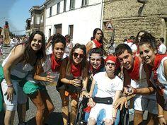 Santacara: Santacara Fiestas de Agosto 2013 - Dia de la Vispe...