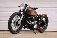 Honda CB750.