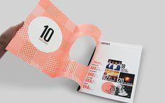 10 Magazine | Publication Layout Design
