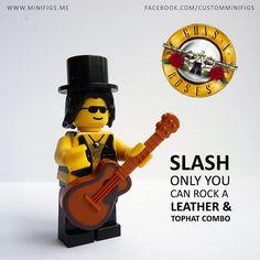 100 custom LEGO minifigs - Photo 72