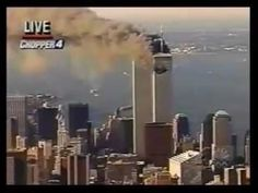 2nd Plane Hitting WTC - LIVE News Coverage - 9/11...there are no words