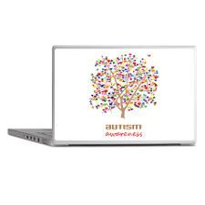Tree of Autism Laptop Skins for