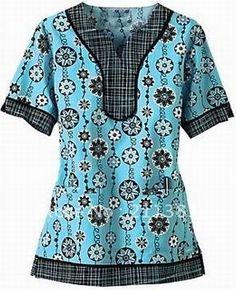 design for women, scrub, uniforms scrubs Scrubs Pattern, Top Pattern, Clothes Crafts, Sewing Clothes, Sewing Patterns Free, Clothing Patterns, Safety Clothing, Scrubs Uniform, Diy Couture