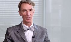 Critics of Evolution and Climate Change Can Answer to: Bill Nye the Science Guy