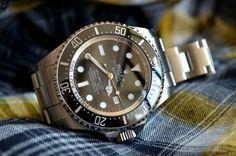 Rolex deep sea sea dweller seadweller dssd