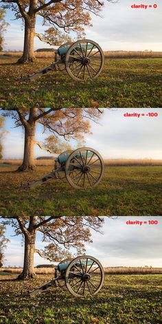 Working with Clarity, Vibrance, and Saturation in Lightroom