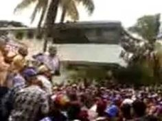 Guardias Disparan contra manifestacion CNE Barquisimeto