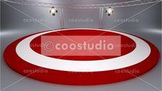 stock photo stage background studio Theatre Stage, Stage Show, Live Show, Live Tv, Virtual Studio, Stage Background, New Backgrounds, News Studio, Studio Lighting