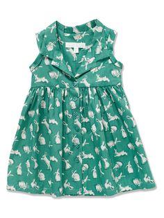 bunny dress, marie chantal