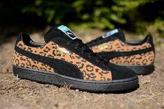 "Puma Suede ""Animal Print"" Pack   September"