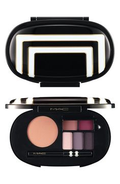 MAC 'Stroke of Midnight - Cool' Face Palette
