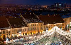 Escapade Marché de Noël à Sibiu (Roumanie)