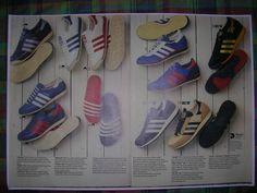 25 Best Vintage Adi Catalogue images   Vintage adidas