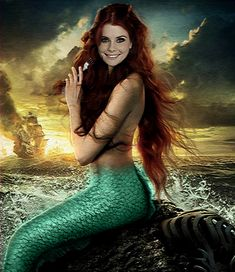 once upon a time abc/ariel | Ariel: Once Upon A Time - Once Upon A Time Fan Art (35507479) - Fanpop ...