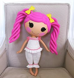 Lalaloopsy doll clothes by biscuitbear, via Flickr