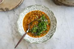 Coconut Red Lentil S
