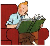 I love tin tin. My older sons favorite:)