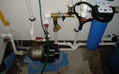 Как провести воду на даче, в частном доме