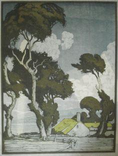 Sylvan G Boxsius (British, 1878 - 1941)
