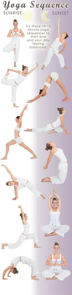 #Yoga is a #fantastic way to welcome the #sun, #wake up your #muscles and get your #blood #flowing in the #morning. #Yoga can also help #silence your mind and #reduce #stress in your #muscles to help you complete a #deeper, more #relaxed #sleep.