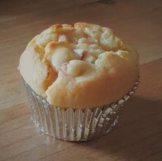 Stachelbeer-Muffins mit weißer Schokolade ~ my vegan Luxembourg