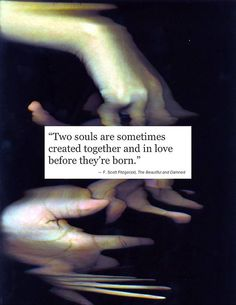 Yes, Our souls are connected as one Eternal love...I LOVE & ADORE YOU SO MUCH SWEETHEART!!!! <3  <3  <3