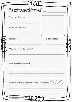 jpg 544 × 771 pixels The post Book presentation + elementary school.jpg 544 × 771 pixels appeared first on Monica& Secret World. Education And Literacy, Primary Education, Primary School, Elementary Schools, Teaching Kids, Kids Learning, Kindergarten Portfolio, Book Presentation, German Language Learning