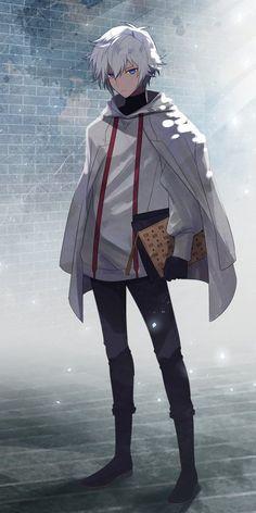 Manga boy white hair - Rebel Without Manga Boy, Anime Boys, Cute Anime Guys, Hot Anime Boy, Anime White Hair Boy, Young Wizard, Hair Manga, Anime Cosplay, Badass Anime