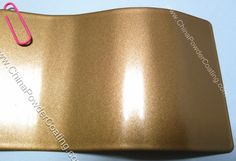 We supply Pearl Glod Powder Coating and Metallic Gold Powder Coating .