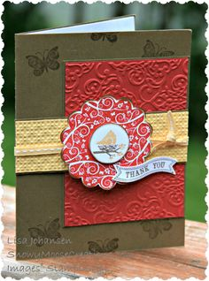 SSCO9 Thank You by Alcojo94 - Cards and Paper Crafts at Splitcoaststampers