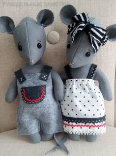 This Mouse Sewing Pattern Easy PDF Mouse PDF tutorial Sewing Pattern Mouse clothes PDF Plush Pattern Mouse Art Doll Easy Mouse Sewing Pattern is just one of the custom, handmade pieces you'll find in our craft supplies & tools shops. Doll Sewing Patterns, Sewing Toys, Sewing Tutorials, Sewing Projects, Tutorial Sewing, Mouse Crafts, Softie Pattern, Fox Pattern, Doll Display
