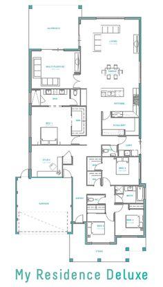 My Residence - Lauren Steadman Homes