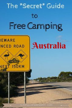 A Guide to Free Camping in Australia – Wiki Camps App What many don't know: you do not necessarily need to pay to stay at official camp sites. For an epic roadtrip in Australia you need to have experienced the true freedom which comes with free camping (b Camping Guide, Camping Checklist, Go Camping, Outdoor Camping, Camping Ideas, Camping Essentials, Kids Checklist, Camping Packing, Backpacking Tips