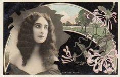 Rita del Erido.  Reutlinger Postcard.  SIP Series 943