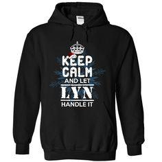 (Tshirt Like) Let LYN handle it Facebook TShirt 2016 Hoodies, Funny Tee Shirts