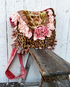 Prairie Couture Carpet Bag - Vagabond Gypsy Style