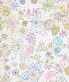 Liberty Art Fabrics Macleod Tana Lawn Cotton | Fabric | Liberty.co.uk