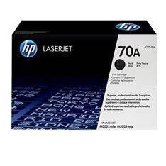 TONER HP 70A Q7570A NEGRO 15000 PAG PARA LASER JET M5XXX