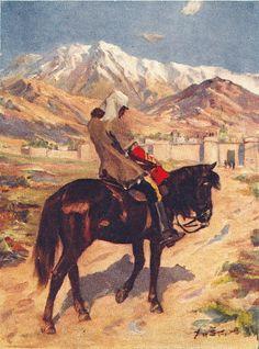 "First Afghan War, ""Sole Survivor of an Army"""