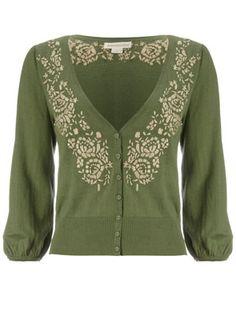 Francesca Floral Cardigan Price: £50.00
