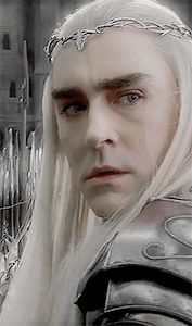 ''Thranduil this is madness''