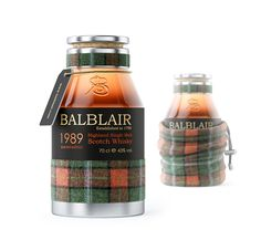 great whisky, great packaging
