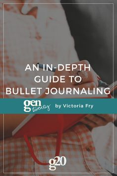 Does the idea of bullet journaling scare you? Pish posh. It's one of the easiest ways to stay organized! Click through for a sweet guide to bullet journaling.